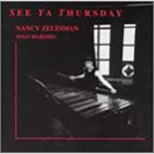 Nancy Zeltsman - solo marimba, Louis Andriessen, Ludwig van Beethoven, Leonard Bernstein, Federico Chueca, Edward
