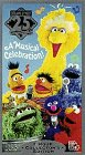 Sesame Streets 25th Birthday - A Musical Celebration [VHS]