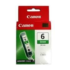Name, OEM 9473A003 (BCI-6G BCI6G) Green Inkjet Cartridge (370 YLD) for i990, i9900, i9950, PIXMA iP8500 Printers (Canon Bci 6 Green)