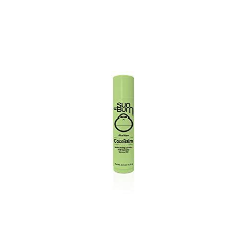 Sun Bum Aloe Wave Cocobalm | Hydrating Lip Balm with Aloe | Hypoallergenic, Paraben Free, Silicone Free,| 0.15oz Stick