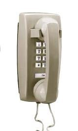 BOGEN MCWESS WALL MOUNTED DTMF TELEPHONE, Stock# MCWESS