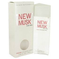 New Musk by Prince Matchabelli Cologne Spray 2.8 oz for Men ()