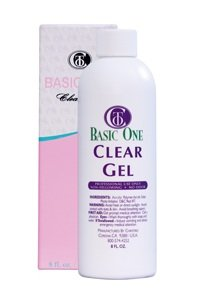 Christrio BASIC ONE Gel: Clear - 8oz / 226g by Christrio