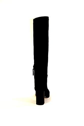 Donna Nera Nere Auto Scarpe Da Stivali RXv1qAx