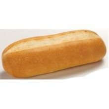Turano Baking Par Baked Hearth Bread French Sandwich Roll - 6 count per pack -- 8 packs per case. (French Bread Roll)