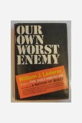 Our Own Worst Enemy Hardcover