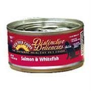 Salmon & Whitefish 3.20 Ounces (Case of 24) by Lick Your Chops by Lick Your Chops