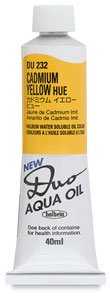Red Coral Tube (Holbein Duo Aqua Oil Coral Red (B) 40ml)