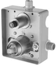 Isenberg - Pressure Balance Valve With Integrated 2-Way Diverter-PBV1005ABN