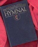 Hymnal United Methodist Large Type Navy Blue