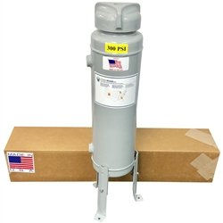 2-Gallon Chemical Bypass Filter Feeder with Legs (Add on Filter)