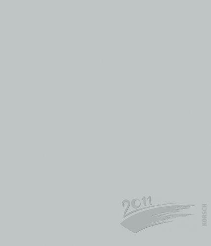 Foto, Malen, Basteln Deckblatt silber 2011: Kalender zum Selbstgestalten