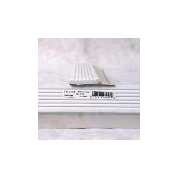 Frost King Gr7 10 Vinyl Garage Door Side Amp Top Weatherseal