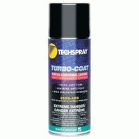 Techspray 2108-12S TURBO COAT CONFORMAL COATING RAPID DRYING