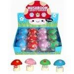 - Henbrandt Mushroom Shaped Pencil Sharpener & Eraser