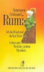 Diederichs Gelbe Reihe, Bd.20: Rumi. Ich bin Wind und Du bist Feuer. Leben und Werk des großen Mystikers