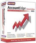 MYOB AccountEdge 2005 Network Edition (Mac) - 3 User