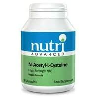 Nutri N-Acetyl-L-Cysteine 90caps