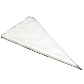 Disposable Clear Pastry Bags - 10 Inch - 1 package, 100 count by Kopykake