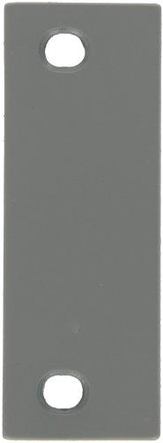 - Rockwood DFF4 Steel Frame Hinge Filler Plate, 1-5/8