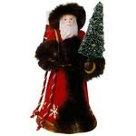 Hallmark Keepsake 2017 Gifts of Faith, Family and Friends Father Christmas  Ornament