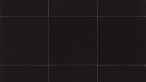 - Elite Absolute Black 18 x 18 Wall Tile, 1 SqFt