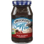 (Case of Smucker's Hot Fudge Sugar Free Toppings (12 Total) by Smucker's)