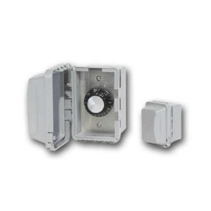 Infratech 14 4220 Accessory - 240 Volt Single Reg Surface Mount & Gang Box, Patio Heater Regulator