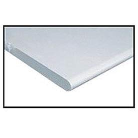 Workbench Top - ESD Safety Edge, White, 48