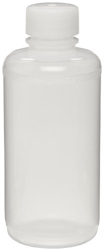 Bel-Art Precisionware Narrow-Mouth 250ml (8oz) Low-Density Polyethylene Bottles; Polypropylene Cap, 28mm Closure (Pack of 12) (F10621-0016)