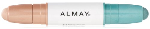Almay Intense I Color Shadow Stick for Brown Eyes, 0.07 Ounce