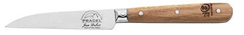 Jean Dubost JDP4-19109 Pradel 1920 Paring Knife Pradel 1920 Paring Knife, Wood