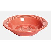 Tuxton 9 Oz. Cinnebar Grapefruit Bowl (Bowl Concentrix Grapefruit)