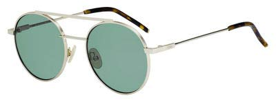 Sunglasses Fendi 221 /S 0J5G Gold / QT green lens ()