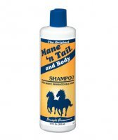 Mane N Tail Ingredients - Mane'n Tail Original Mane 'n Tail Shampoo, 12 oz (Pack of 4)