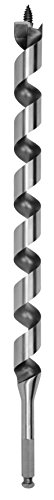 Irwin Tools 1826304 Pole Auger Drill Bit with WeldTec, 5/...