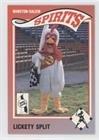 Lido Speca (Baseball Card) 1990 Sportsprint Holly Farms Winston-Salem Spirits - [Base] #26