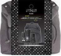 Axe Black - Estuche de regalo con desodorante de gel de ducha y mochila + Deezer: Amazon.es: Belleza