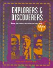 Explorers and Discoverers Vols. 1-4 : From Alexander the Great to Sally Ride, Saari, Peggy, 0787619906