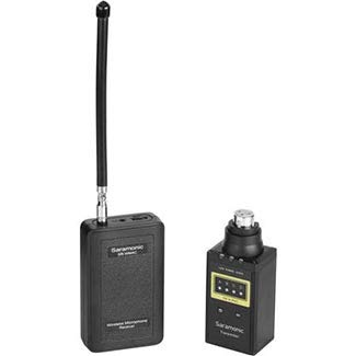 (Saramonic VHF Wireless XLR Plug-On Microphone Transmitter for SR-WM4C Professional Video Microphone (SR-XLR4C) )