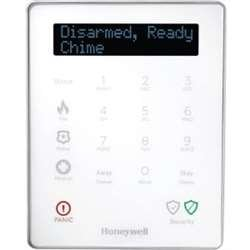 Security Honeywell Keypad (LKP500 Wireless Keypad for Lyric Controller by Honeywell)
