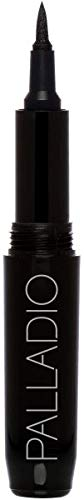 Palladio Eye Ink Liquid Eyeliner Pen, Black (Best Liquid Ink Pen)