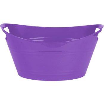 Etonnant PURPLE Plastic Storage Tub (Top Rim 12.5u0026quot; X 9.25u0026quot; ...
