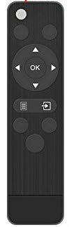 Price comparison product image RWKW Brand Remote Control Replace for Apple TV (5th Generation) 4K 64GB HD Media Streamer - A1842