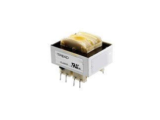 TRIAD MAGNETICS FS12-090-C2 FS12 Series 12.6 VCT @ 0.09A /0.18 A Dual Split Bobbin Class 2 Transformer - 200 item(s) by Triad Magnetics