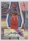 Luther Head #100/190 (Basketball Card) 2005-06 Topps First Row - Signature Dish #SD-LH ()