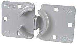 American Lock Hasp, Steel A800 fits 2000 series padlocks