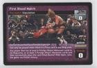 First Blood Match (Trading Card) 2004 WWE Raw Deal Trading Card Game - Expansion 13: Vengeance #N/A/181 v 13.