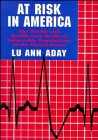 At Risk in America, Lu Ann Aday, 1555425038