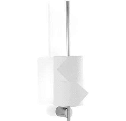 Mounted Wall Blomus Toilet - Blomus Wall-Mounted Toilet Paper Holder